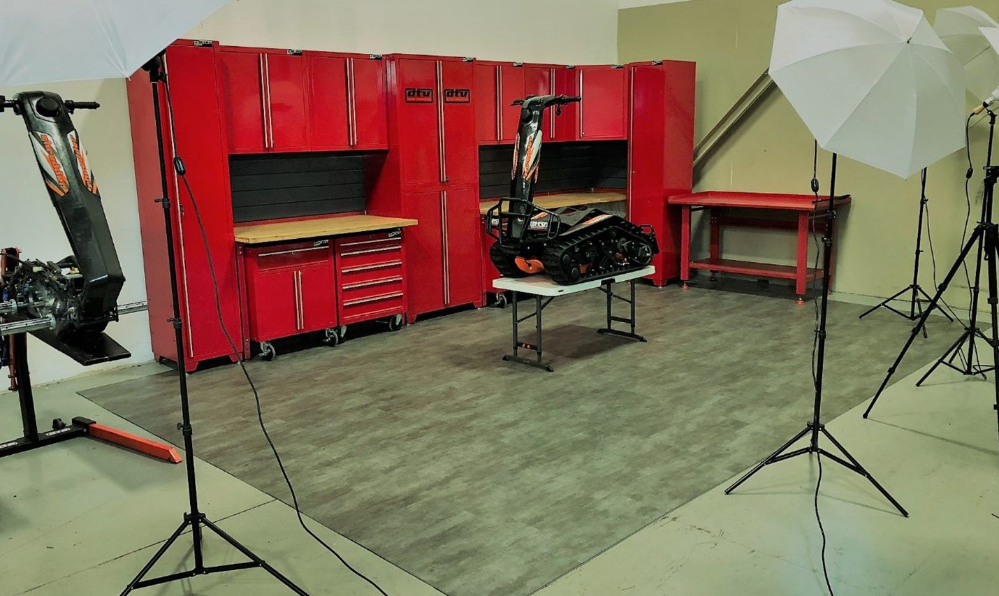 DTV STUDIO IS READY TO SHOOT!!