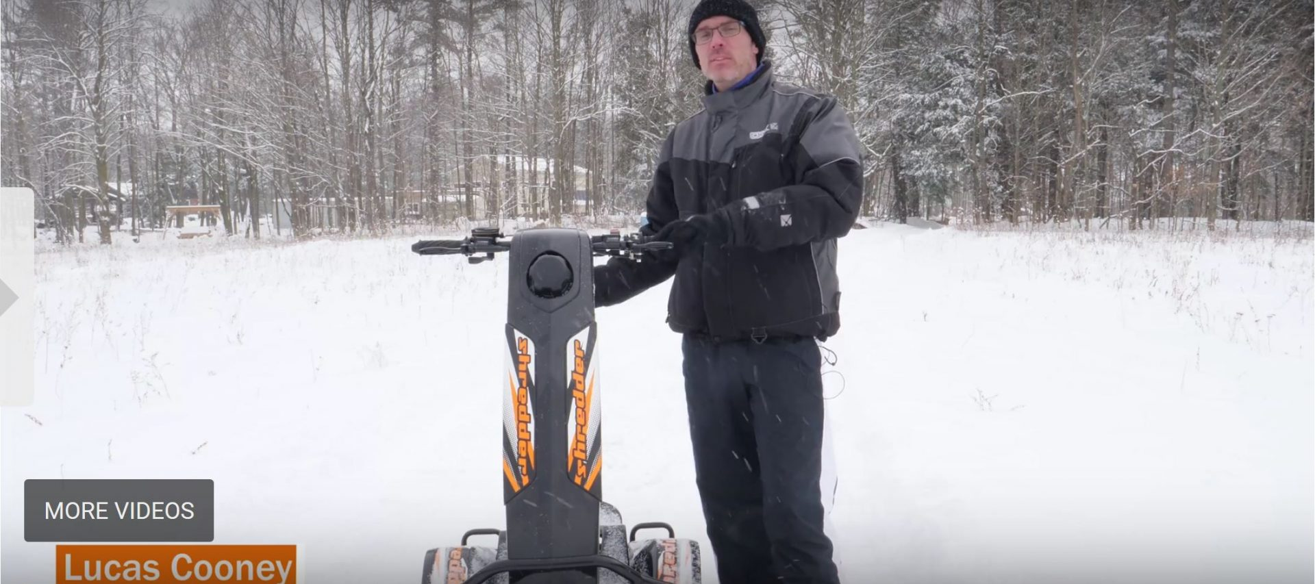 DTV SHREDDER REVIEWED ON ATV.COM